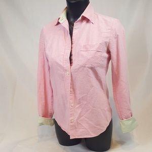 J. CREW ~ button down shirt ~ XS ~ AY2